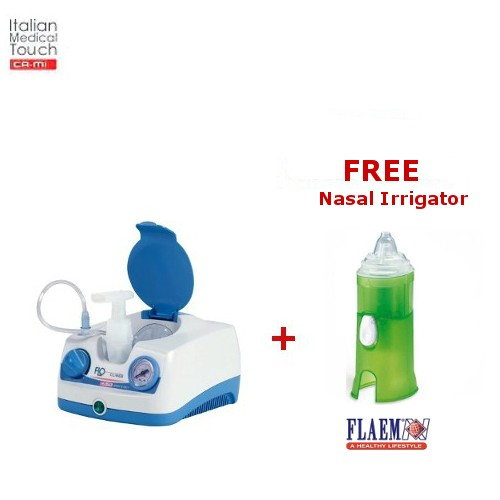 Nebuliser CAMI Clineb and FREE Rhino Clear