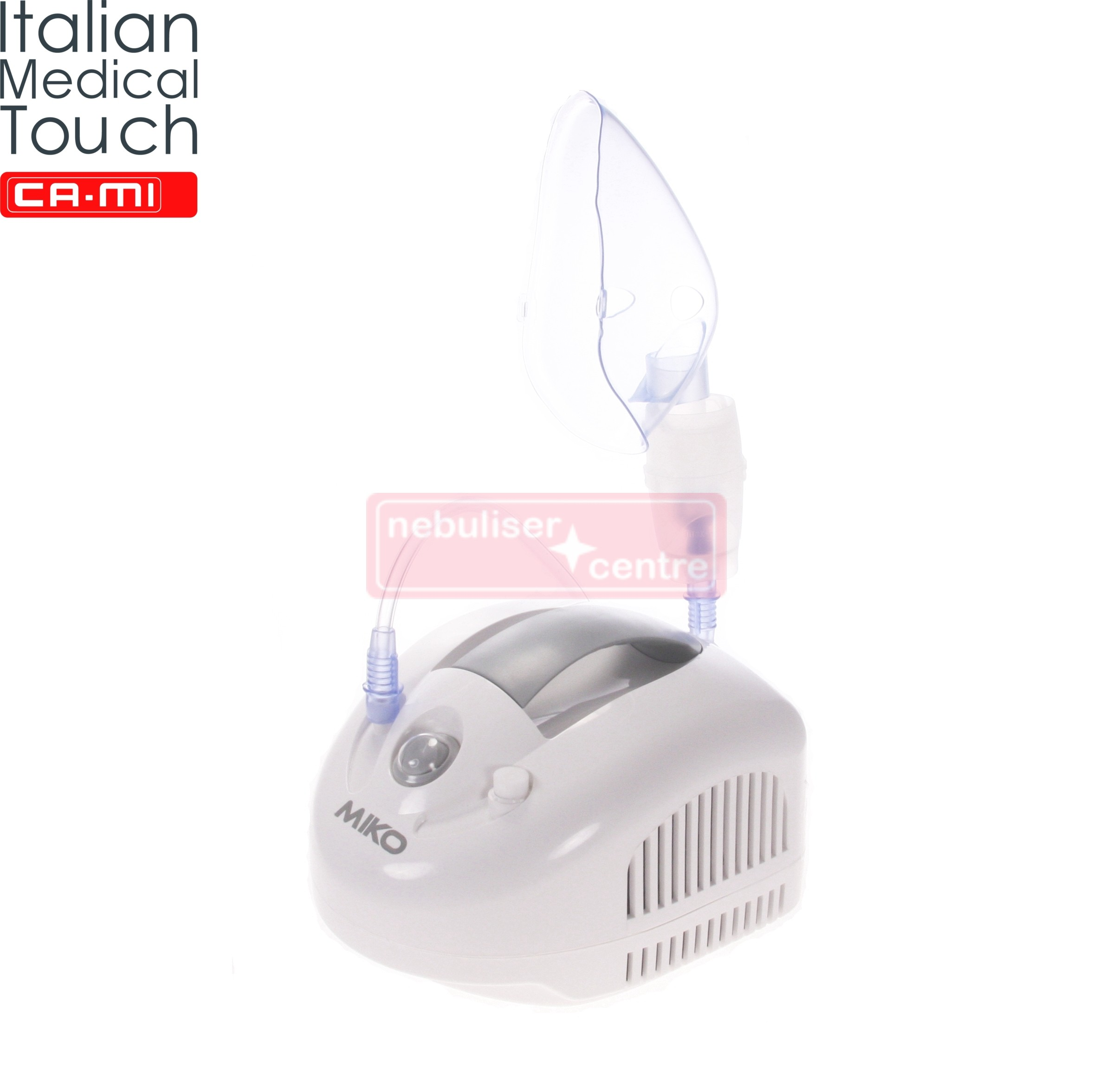 Nebuliser CA-MI Miko Basic- Compact nebuliser, basic nebuliser