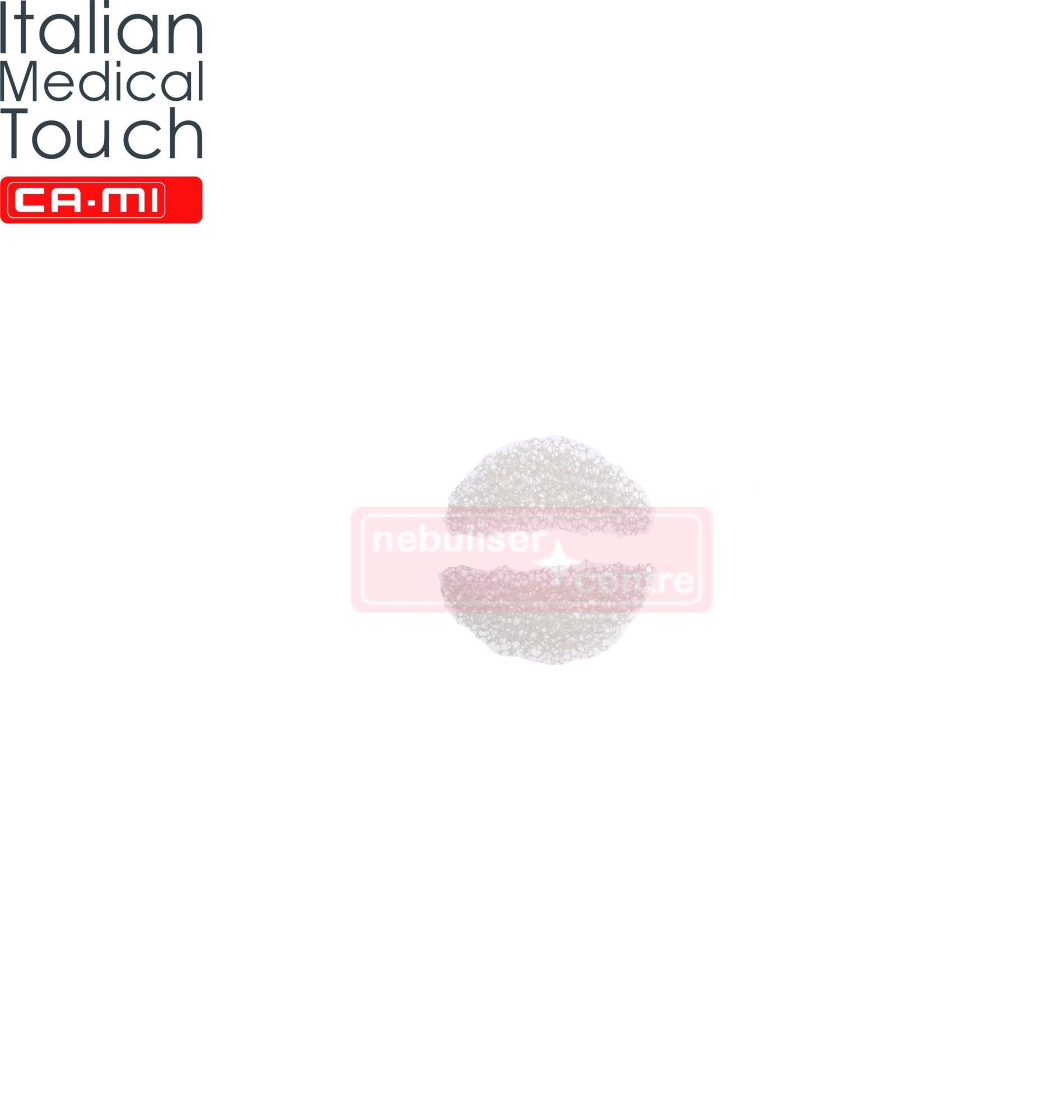 Nebuliser filter for CA-MI Baby nebuliser