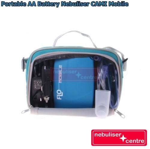 Portable Nebuliser CAMI Mobile