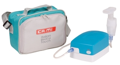 Portable battery nebuliser CA-MI Mobile
